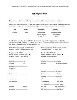 This worksheet is for private or classroom use only