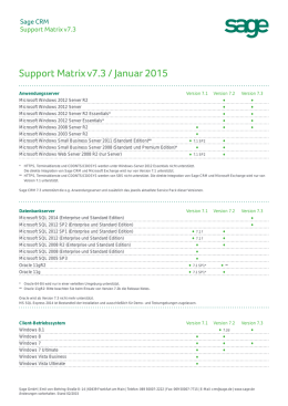 Support-Matrix CRM.indd