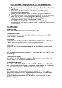 Erdkunde 5–9 - Paul Winter Schule