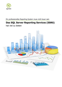 Das SQL Server Reporting Services (SSRS)
