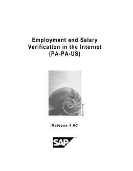 Employment and Salary Verification in the Internet (PA-PA