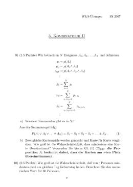 Geometrische Wahrscheinlichkeit Aufgaben 1. x und y seien zwei