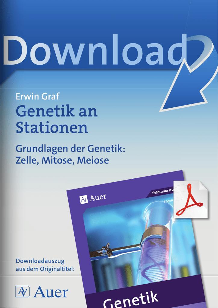 Genetik an Stationen