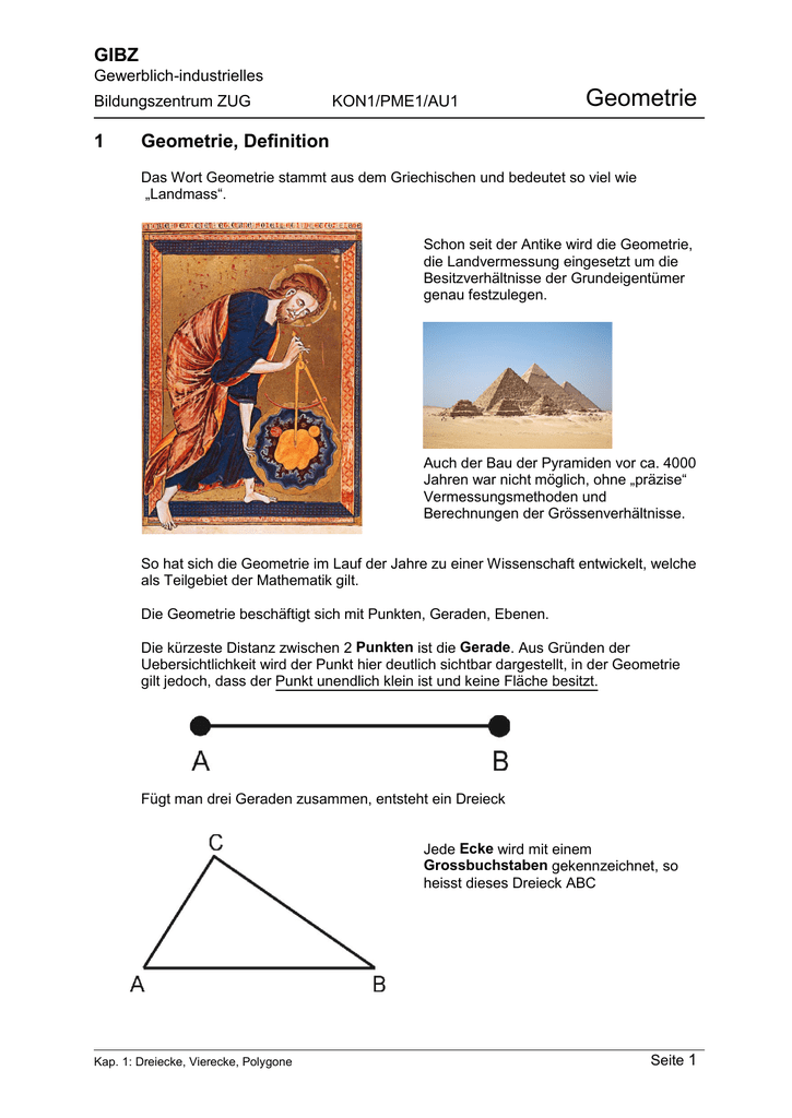 Charmant Geometrie Spezielle Rechtwinklige Dreiecke Arbeitsblatt ...