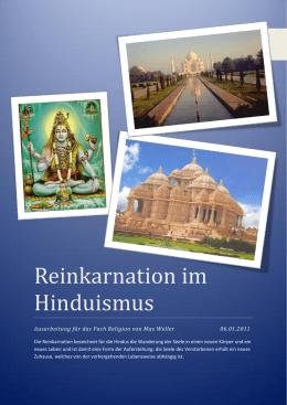 Reinkarnation Hinduismus