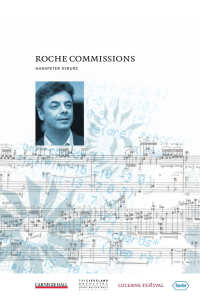 Roche commissions