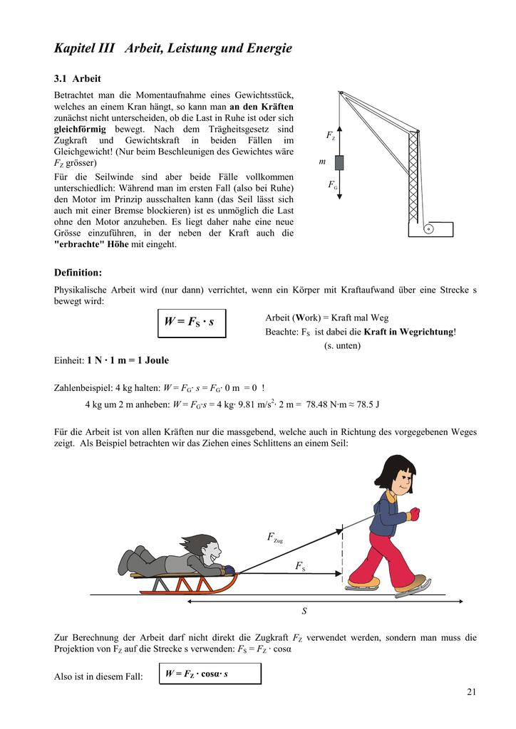 einheit w physik