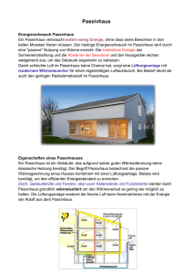 Passivhaus - WordPress.com
