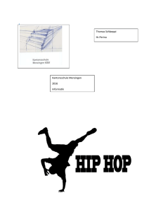 Hip-Hop - ksmclasses
