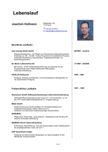 Joachim Hofmann - MS-Office