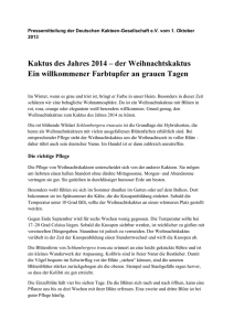 Text als (DOC 451.0 kB) - Deutsche Kakteen