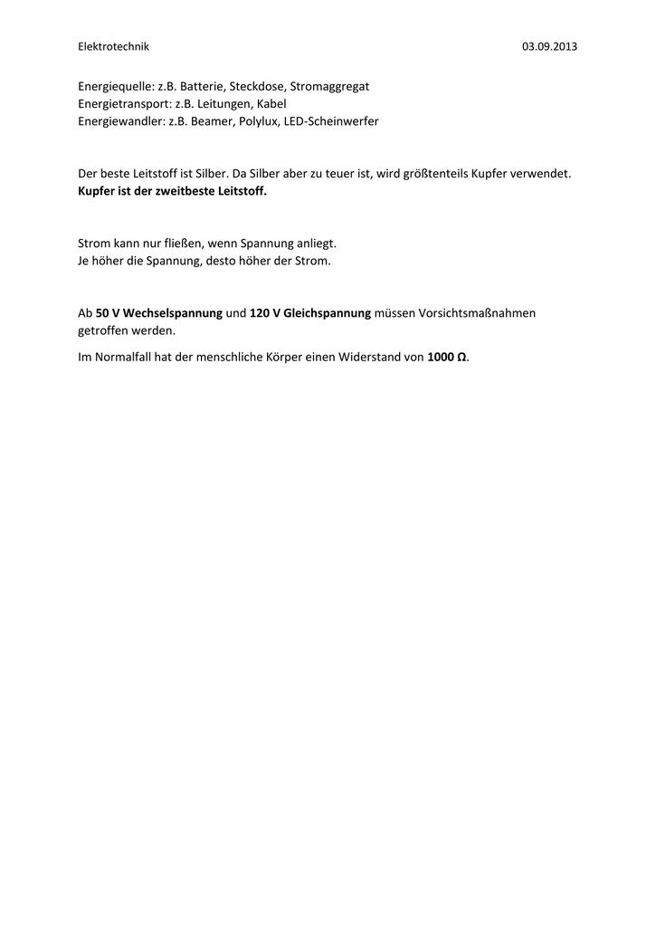 Ziemlich Verdrahtung 110v Steckdose Ideen - Elektrische Schaltplan ...
