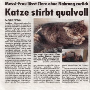 Rudolf Deiser Naturheilpraxis Katzen - Vet