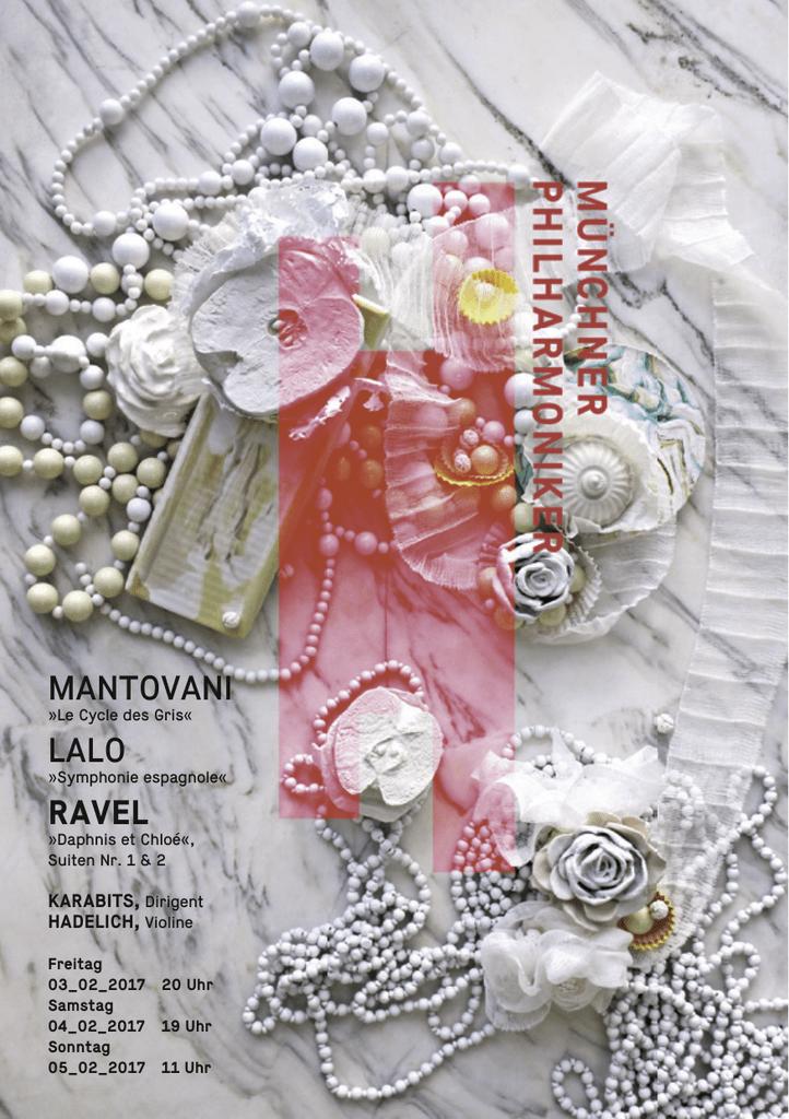MANTOVANI LALO RAVEL - Münchner Philharmoniker