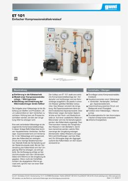 heißgas bypass regler