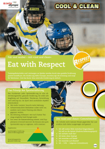 Eat with Respect