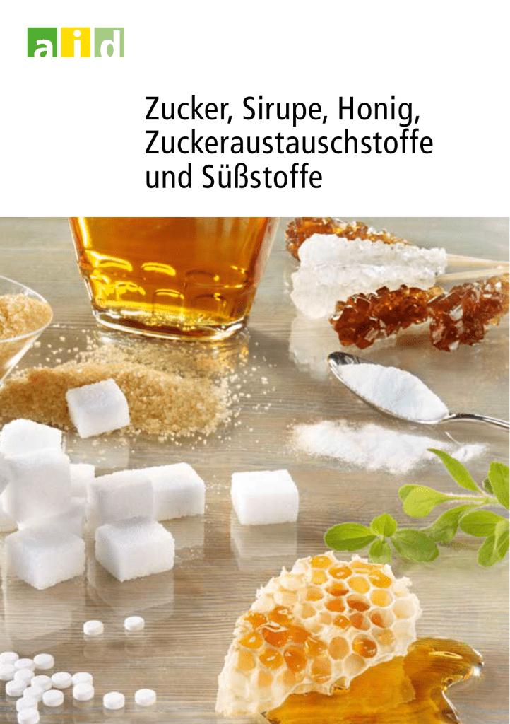 1157 2014 Zucker, Sirupe, Honig, Zuckeraustauschstoffe und
