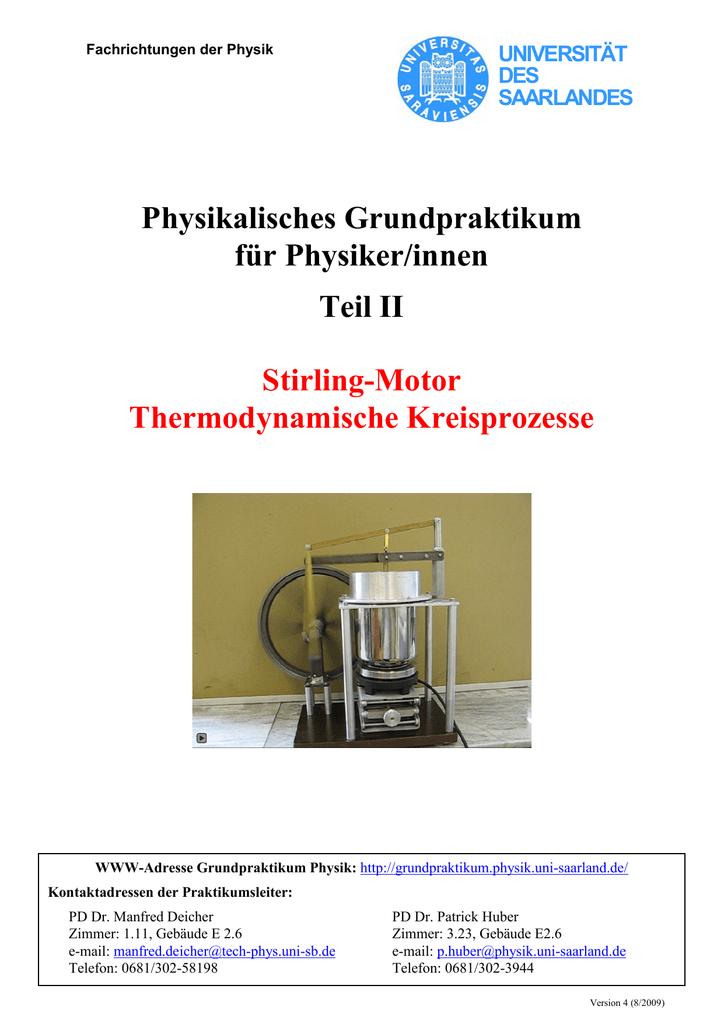Edelstahlzylinder Zubehör für das Stirlingmotor Modell  für Laborversuche