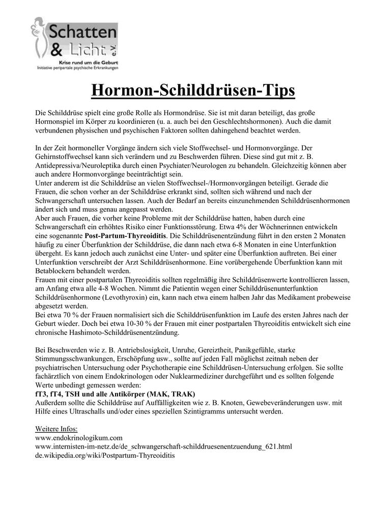 Niedlich Schilddrüse Und Neben Zeitgenössisch - Anatomie Ideen ...