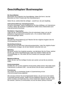 Handbuch - Jochen Schweizer Ventures