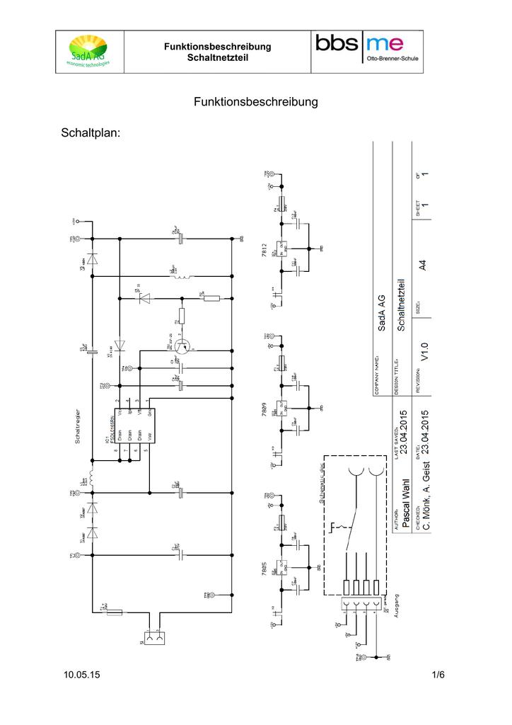 Charmant 120v Ausgangs Schaltplan Fotos - Elektrische Schaltplan ...