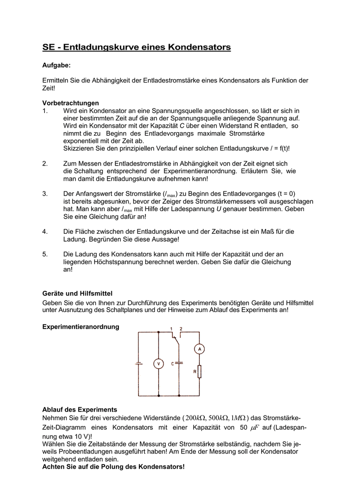 Ziemlich Stromstärke Für Drahtstärke Ideen - Elektrische ...