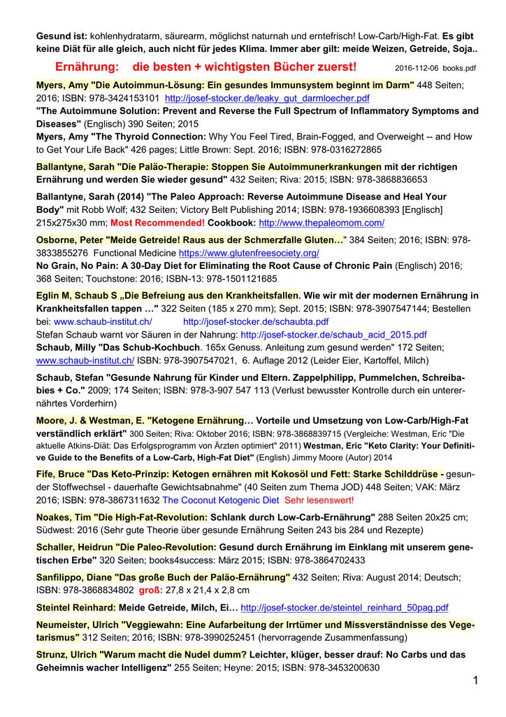 Montignac Diät pdf herunterladen