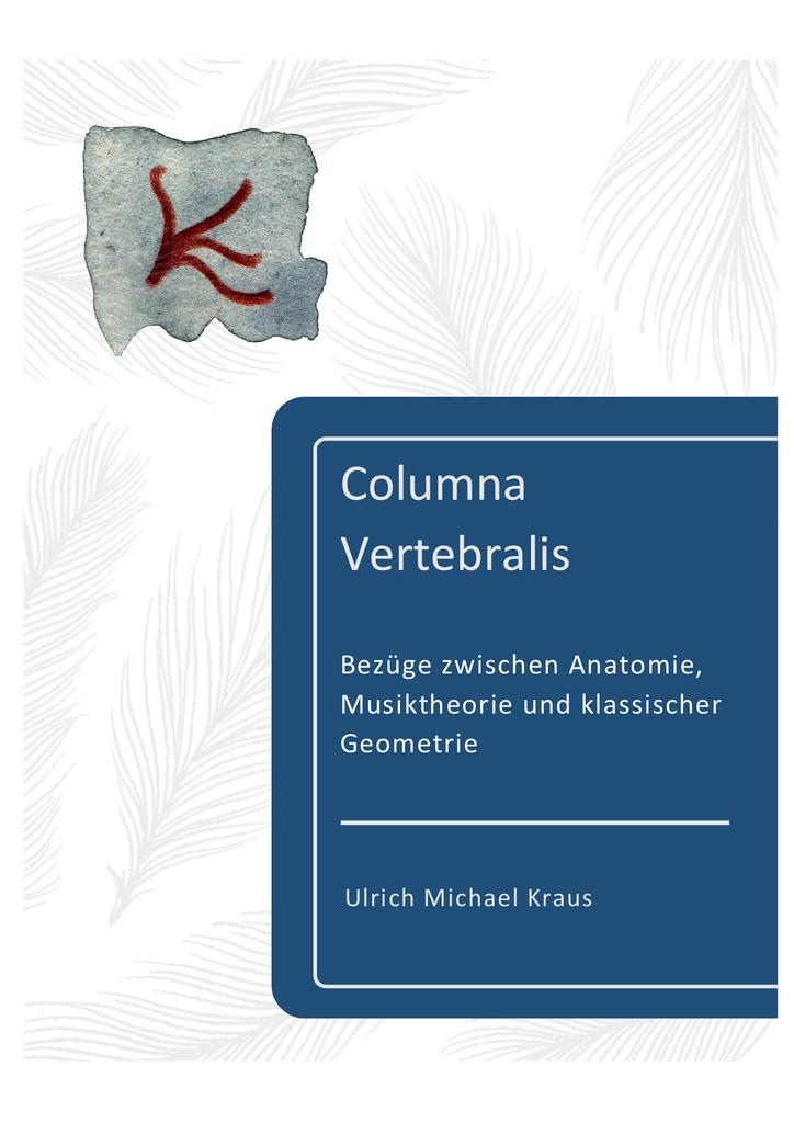 Columna Vertebralis_Aufsatz - Columna Vertebralis