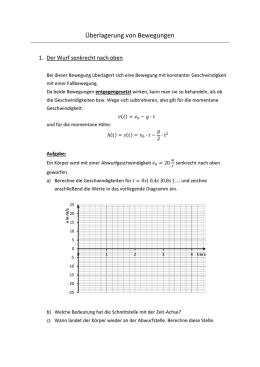 2. Physikschulaufgabe - mathe-physik