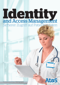 and Access Management
