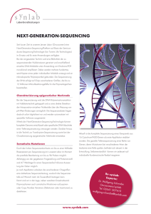 Next-GeNeratioN-SequeNCiNG