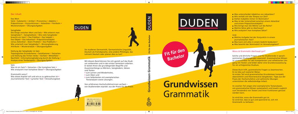 Grundwissen Grammatik