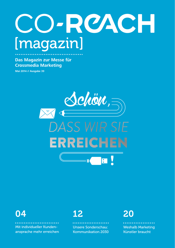 CO REACH[magazin]