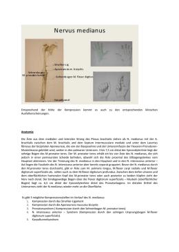 nervus ulnaris kompressionssyndrom