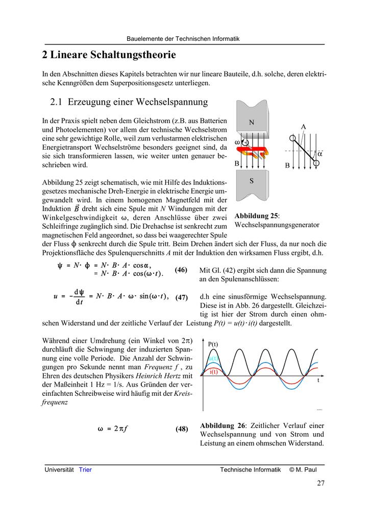 Gemütlich Ampere Und Drahtstärke Zeitgenössisch - Elektrische ...