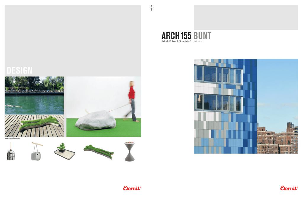 ARCH 155 Bunt