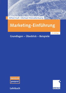 Marketing-Einführung - Amazon Web Services
