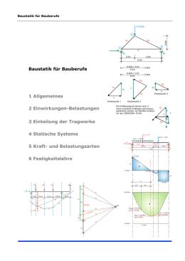 Notizen pr fungen bungen arbeit for Tragwerkslehre pdf