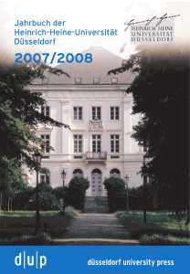 - duesseldorf university press - Heinrich