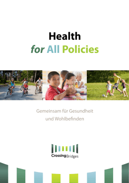 Health for All Policies