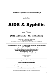 AIDS - Fit mit System!