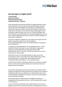 Albee: Wer hat Angst vor Virginia Woolf?