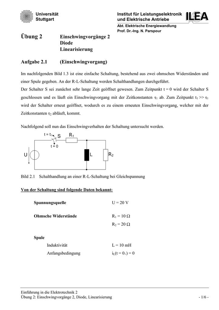 Fantastisch Einfache Idr Schaltung Bilder - Die Besten Elektrischen ...