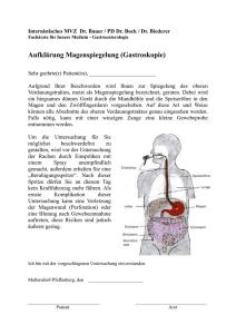 patienten aufkl rung gastroskopie pdf gastroenterologen. Black Bedroom Furniture Sets. Home Design Ideas