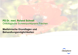 PD. Dr. med. Roland Schnell