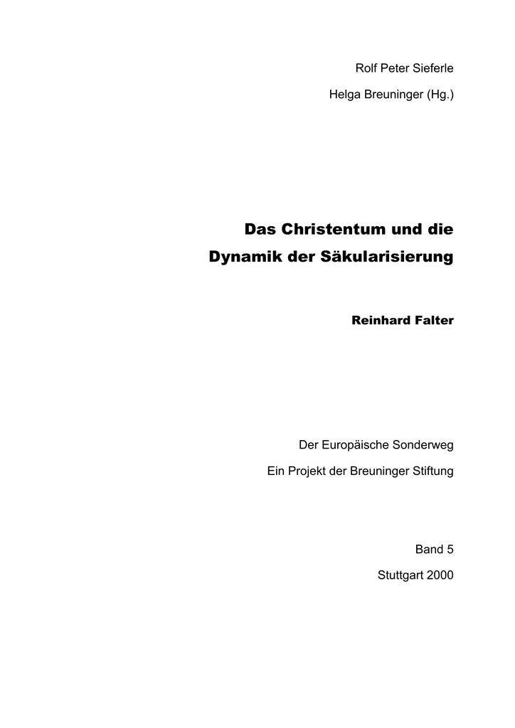 Großkirche datiert Website