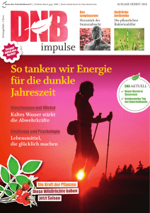 2016_03-dnb_impulse_WEB - Deutscher Naturheilbund eV