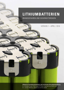 lithiumbatterien - battery experts forum