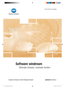 Software windream