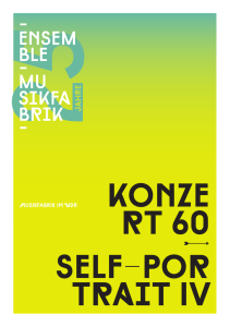 kOnZe rt 60 Self-POr trait IV